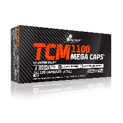 TCM MEGA CAPS - 120 caps - Olimp Laboratories