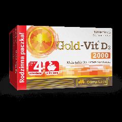 Gold Vit D3 2000 - Olimp Laboratories