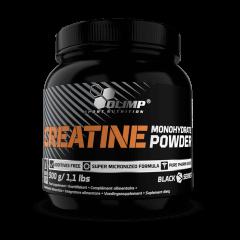 CREATINE MONOHYDRATE POWDER Creapure® 500g - Olimp Laboratories