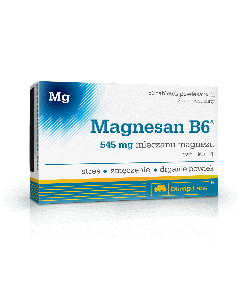 Magnesan B6 - 50 tabletek - Olimp Laboratories