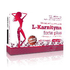 L-Karnityna forte plus - Olimp Laboratories
