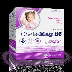 Chela-Mag B6 Junior - Saszetki - Olimp Laboratories