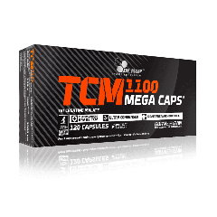 TCM MEGA CAPS - Olimp Laboratories
