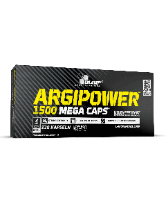 ARGI POWER 1500 MEGA CAPS - Olimp Laboratories