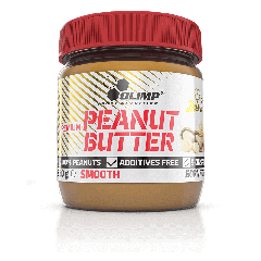 PREMIUM PEANUT BUTTER SMOOTH - Olimp Laboratories