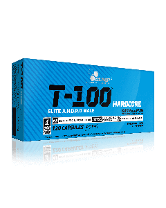 T-100 HARDCORE - 120 gélules - Olimp Laboratories