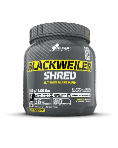 BLACKWEILER SHRED - Olimp Laboratories