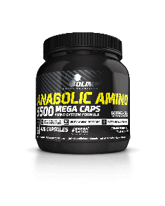 ANABOLIC AMINO 5500 MEGA CAPS - Olimp Laboratories