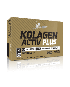 Kolagen Activ Plus Sport Edition - 80 kapsułek - Olimp Laboratories