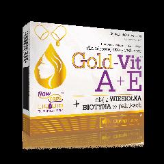 Gold-Vit A+E z wiesiołkiem i biotyną - Olimp Laboratories