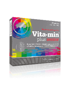 Vita-min plus senior - 30 kapsułek - Olimp Laboratories