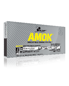 Amok - 60 Kapseln - Olimp Laboratories