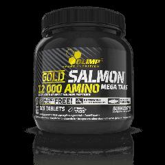 Gold Salmon 12000 Mega Tabs - Olimp Laboratories