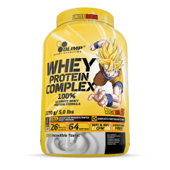 WHEY PROTEIN COMPLEX 100% 2270g DB Vanilla Ice Cream - Olimp Laboratories