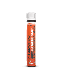 L-carnitine 3000 Extreme Shot - 25 ml Fiala - Olimp Laboratories