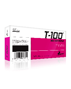 T-100 - 120 gélules - Olimp Laboratories