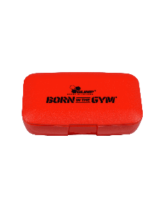 PILL BOX BORN IN THE GYM - Olimp Laboratories