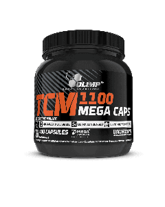 TCM MEGA CAPS - 400 gélules - Olimp Laboratories