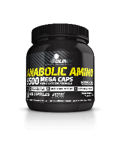 ANABOLIC AMINO 5500 - 400 Capsules - Olimp Laboratories