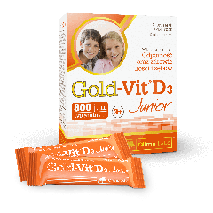 Gold-Vit D3 Junior - Olimp Laboratories