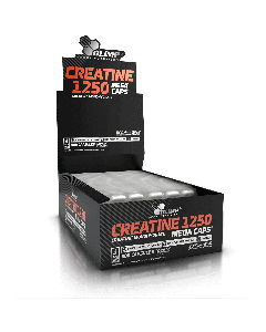 Creatine 1250 Mega Caps - 30 gélules - Olimp Laboratories