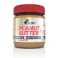 PREMIUM PEANUT BUTTER CRUNCHY - Olimp Laboratories
