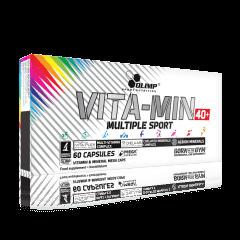 VITA-MIN MULTIPLE SPORT 40+ - 60 gélules - Olimp Laboratories