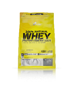 100% NATURAL WHEY PROTEIN CONCENTRATE 700g - Olimp Laboratories