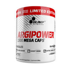 Argi Power 1500 Mega Caps Limited Edition - 200 kapsułek - Olimp Laboratories