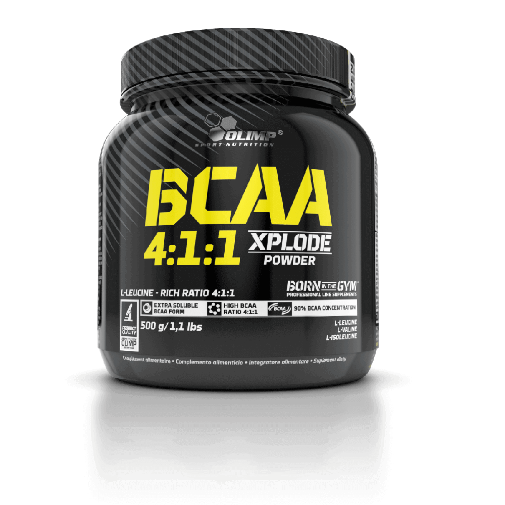 BCAA Xplode Powder 4:1:1