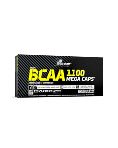 BCAA Mega Caps - Olimp Laboratories