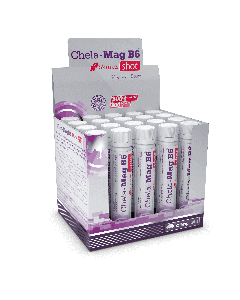 Chela-Mag B6 Skurcz Shot - 25 ml - Olimp Laboratories