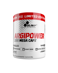 Argi Power 1500 Mega Caps Limited Edition