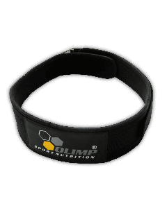 TRAINING BELT COMPETITON BELT - Olimp Laboratories