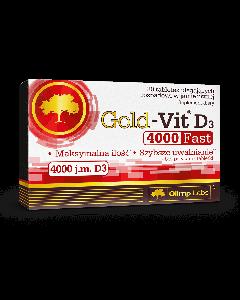 Gold Vit D3 4000 FAST