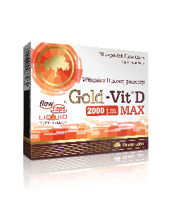 Gold-Vit D MAX 2000 IU - Olimp Laboratories