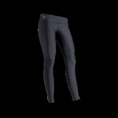 Women's leggings - CLASSIC black