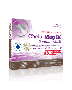 Chela-Mag B6 - 30 kapsułek - Olimp Laboratories