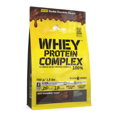 Whey Protein Complex 100% Double Chocolate - 700g - Olimp Laboratories