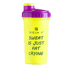 SHAKER QUEEN FIT SWEAT IS JUST FAT CRYING - Olimp Laboratories