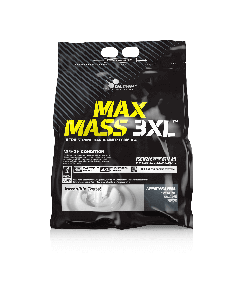 MAXMASS 3XL - 6000g - strawberry - Olimp Laboratories