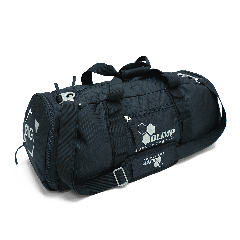 MULTIFUNCTIONAL BIG DUFFEL BAG BLACK - Olimp Laboratories