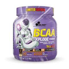 BCAA Xplode powder - 500 g - forest fruit - Olimp Laboratories
