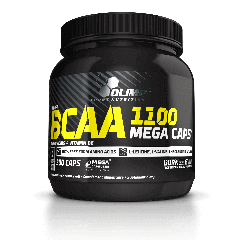 BCAA 1100 Mega Caps - 300 capsules - Olimp Laboratories