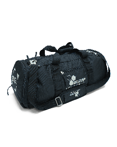 MULTIFUNCTIONAL BIG DUFFEL BAG BLACK