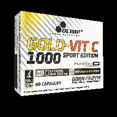 GOLD-VIT C 1000 Sport Edition - Olimp Laboratories