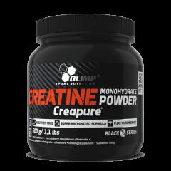 CREATINE MONOHYDRATE Powder Creapure - 500 g - Olimp Laboratories