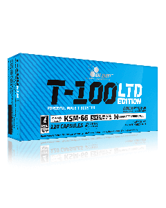 T-100 LTD EDITION - 120 gélules - Olimp Laboratories