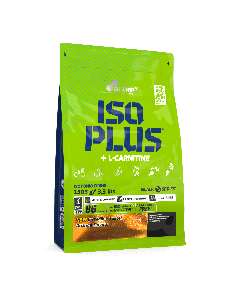 Iso Plus Powder - 1505 g - Olimp Laboratories