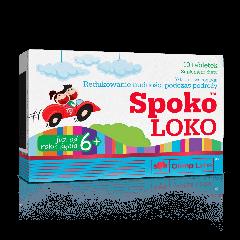 Spoko LOKO - 10 tabletek - Olimp Laboratories